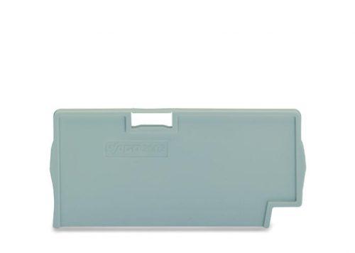 WAGO Pregradna ploča - debljine 2mm - predimenzionirana - za kleme sa 4 mesta - 2002-1493