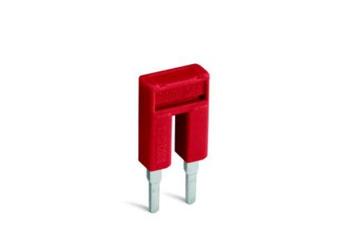 WAGO Kratkospojnik za klemu 2.5 mm2 - Push-in tipa - sa 2 mesta - Nominalna struja 25 A - 2002-402/000-005