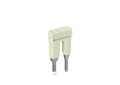 WAGO Prelazni kratkospojnik 6/4 mm2 na 4/2.5/1.5 mm2 - Push-in tipa; sa 2 mesta - Nominalna struja 32 A - 2006-499