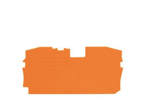 WAGO Krajnja i međuploča - debljine 1 mm - za kleme sa 2 provodnika - 2010-1292