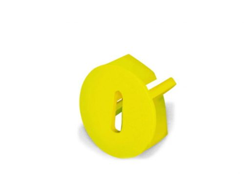 WAGO Zaštintni poklopac - Protiv dodira prstom - štiti ne povezane ulaze provodnika - 284-400
