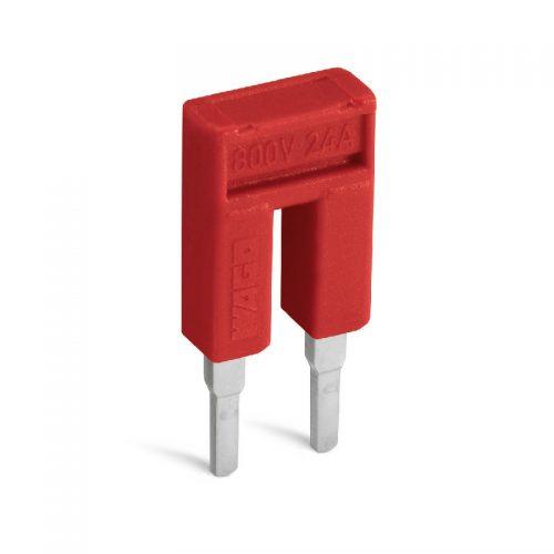WAGO Kratkospojnik za klemu 2.5 mm2 - Push-in tipa - sa 2 mesta - Nominalna struja 25 A - 2002-402-000-005