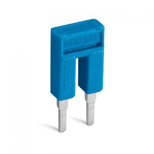 WAGO Kratkospojnik za klemu 2.5 mm2 - Push-in tipa; sa 2 mesta - Nominalna struja 25 A - 2002-402-000-006