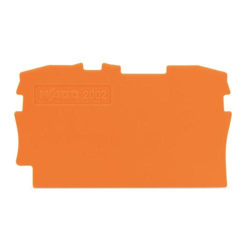 WAGO krajnja i međuploča - debljine 0.8 mm - za kleme sa 2 provodnika - 2002-1292