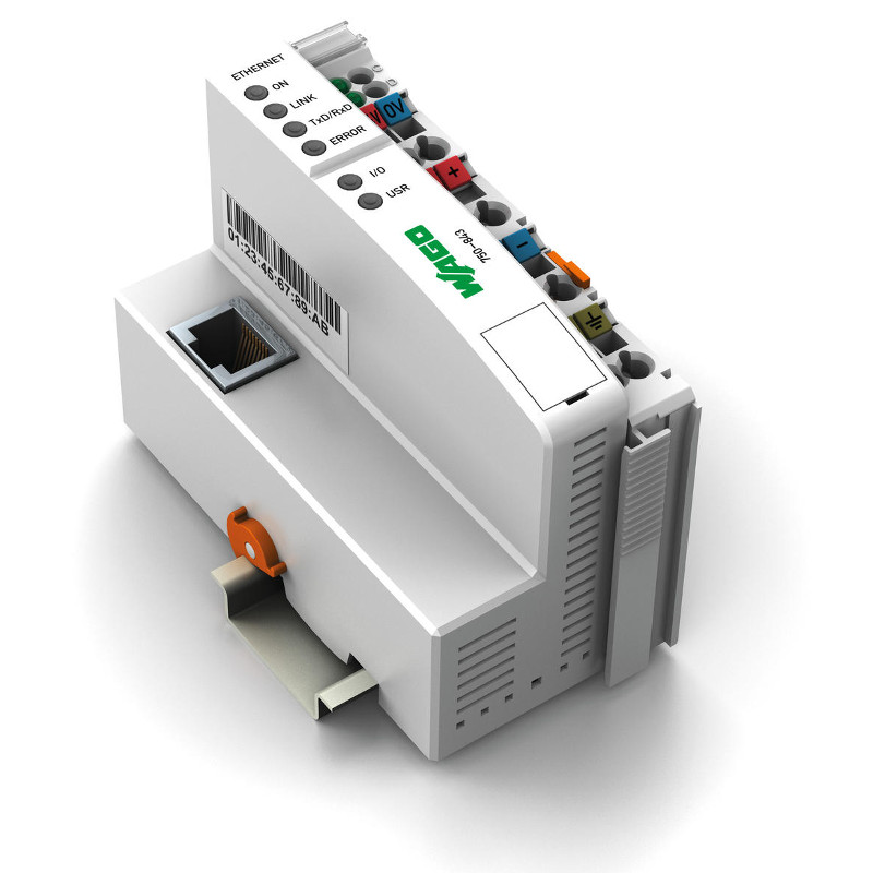 WAGO Kontroler Ethernet - 1-generacija - ECO - 750-843