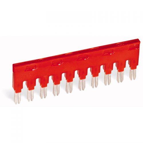 WAGO Push-in tip kratkospojnika - sa 10-mesta - Nominalna struja 18 A - izolovan - 859-410-000-005