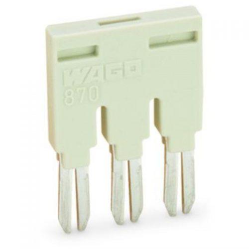 WAGO Push-in tip kratkospojnika - sa 9-mesta - Nominalna struja 18 A - izolovan - 870-409