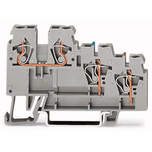 WAGO Senzorska klema - za 3-provodnika - sa obojenim ulazima - 2.5 mm2 - 270-560