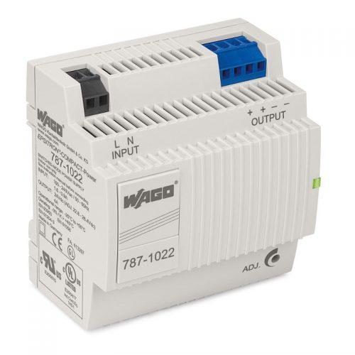 WAGO Svičersko (switched mode) napajanje - EPSITRON® COMPACT POWER - mono-fazno; 24 VDC - 4 A - 787-1022